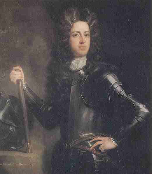 John Duke of Marlborough, 1650-1722