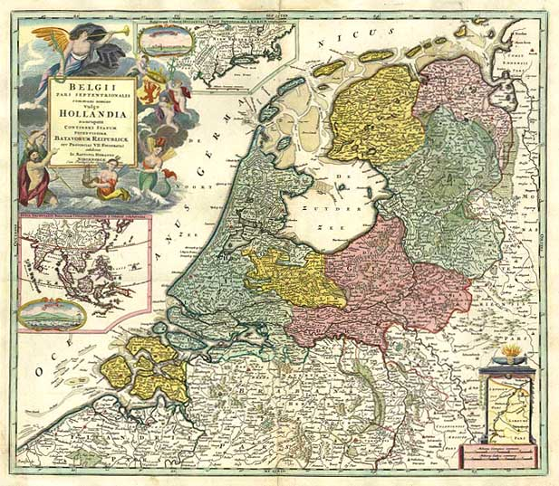Politics and government of the Dutch Republic